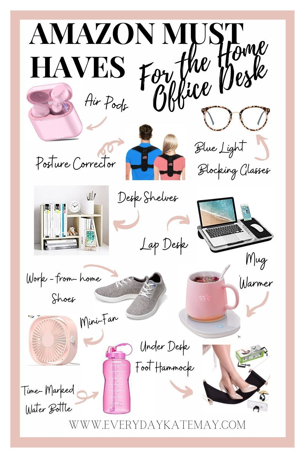 Looking for the Amazon musthaves while working from home