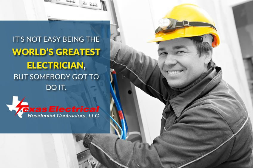 Only contact the best for ALL your electrical needs