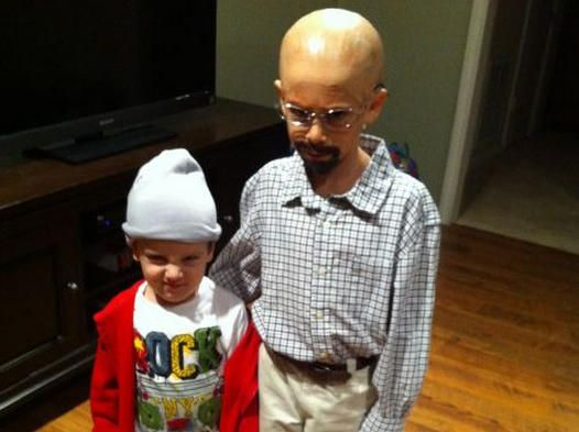 little kid breaking bad halloween costume walter whitejesse pinkman - Halloween Costume Breaking Bad