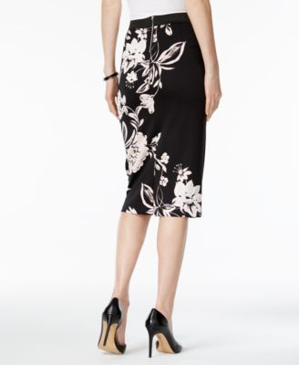 ea7080312b Printed Scuba Skirt, Created for Macy's in 2019 | Products | Petite ...