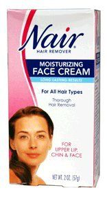 Amazon Com Nair Hair Removal Cream For Face With Special