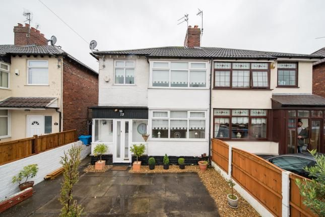 3 Bed Semi Detached House For Sale Howden Drive Huyton Liverpool L36 With Price 147500 Offers In Region Of Semi Detached House Sale Howden Drive
