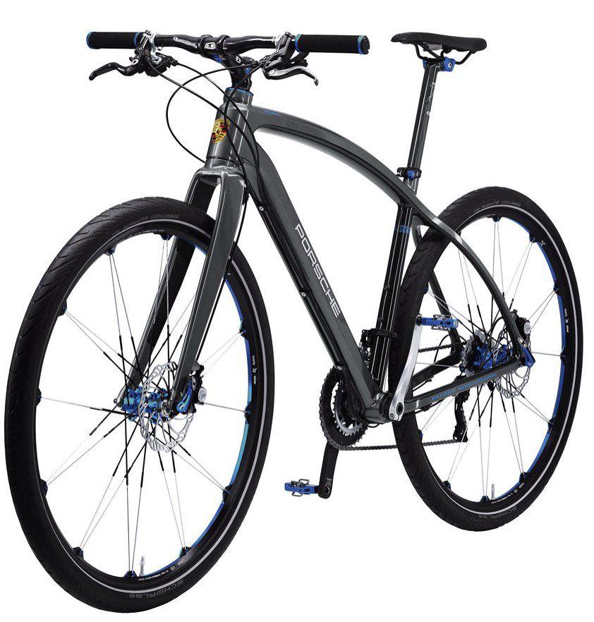 Porsche Carbon Fiber Bike Rs Bike Porsche Bicycle