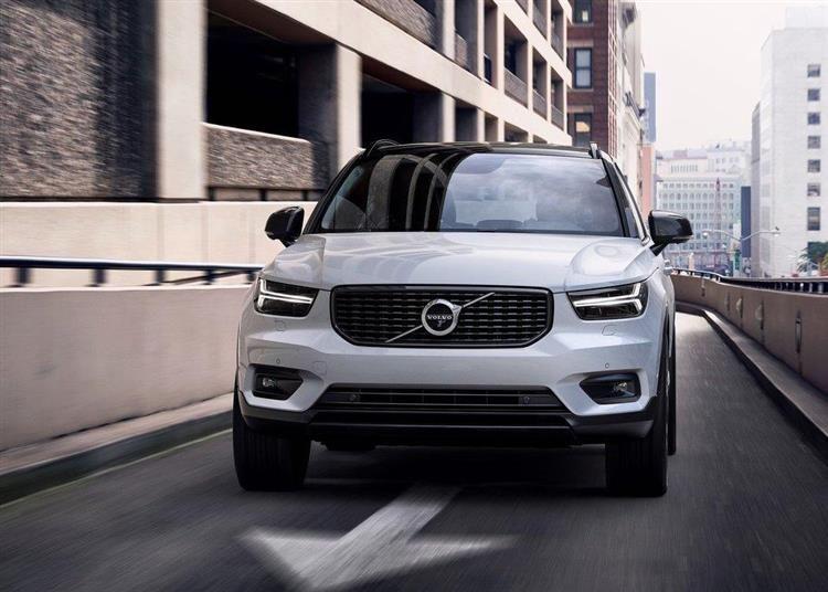 Volvo Xc40 L Hybride Rechargeable Pour 2018 L Electrique Pour 2019 Voiture Hybride Rechargeable Volvo Voiture Hybride