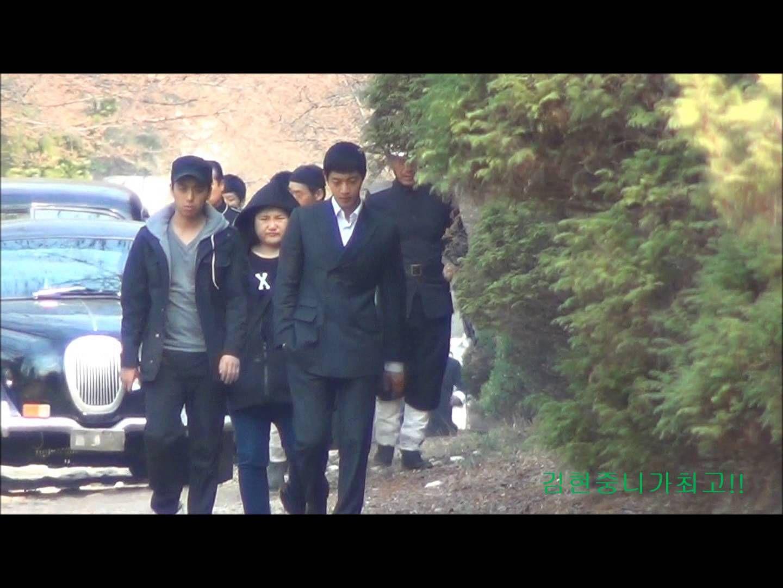 20140401  KBS감격시대 청려수련원에서 김현중  KIM HYUN JOONG /TIME 3:48 - POSTED 1APRIL2014/INSPIRING GENERATION
