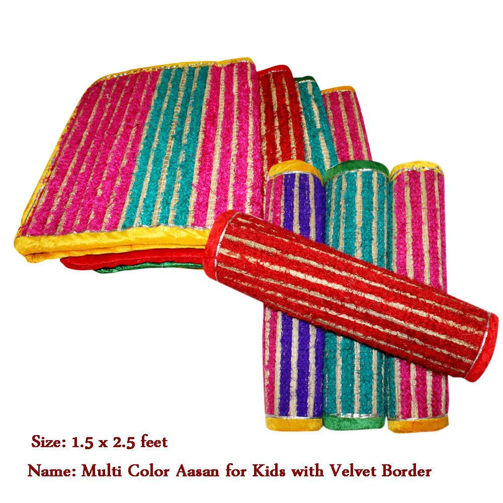 This natural kusha grass mat made for Specialy Meditation and Yoga ...