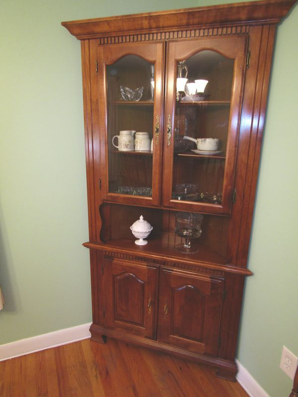 Dining Room Furniture Including Temple Stuart Maple Table With 6 Side Chairs 2 Leaves