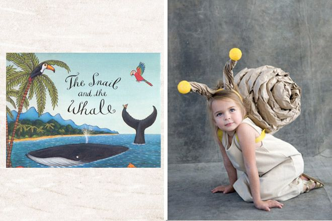 Book Week Costume Ideas Snail And The Whale Book Week Costume Snail And The Whale Book Day Costumes