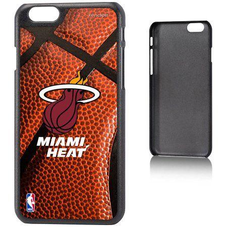 Miami Heat Basketball Design Apple iPhone 6 Slim Case by Keyscaper