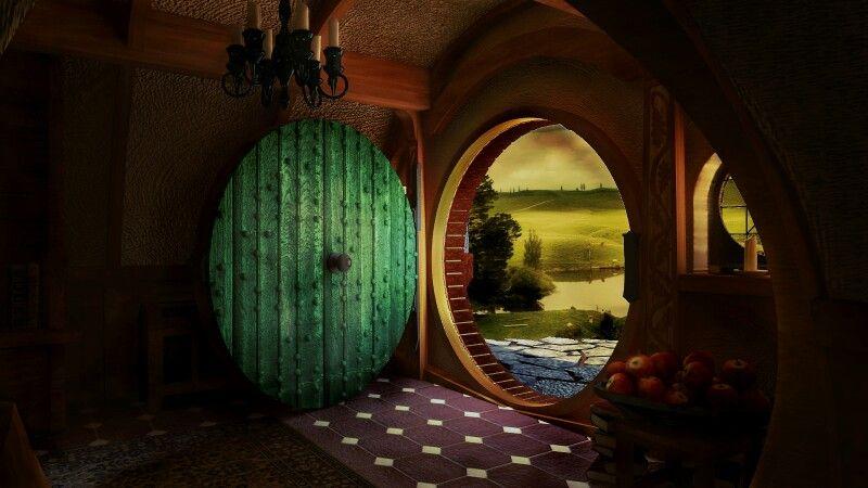 Bag End, The Hobbit