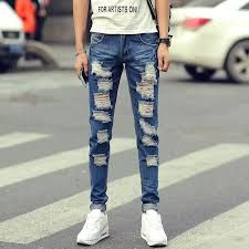 bf67d34dc02de Resultado de imagen para jeans rotos hombre 2016 Pantalon Roto Hombre