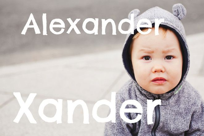 322d13d70 Baby names with the CUTEST nicknames