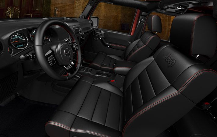 INTRODUCING THE LIMITED EDITION 2012 JEEP WRANGLER UNLIMITED