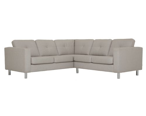 Solo 2 Piece Sectional Sofa Fabric 1 649 Less 10 Discount