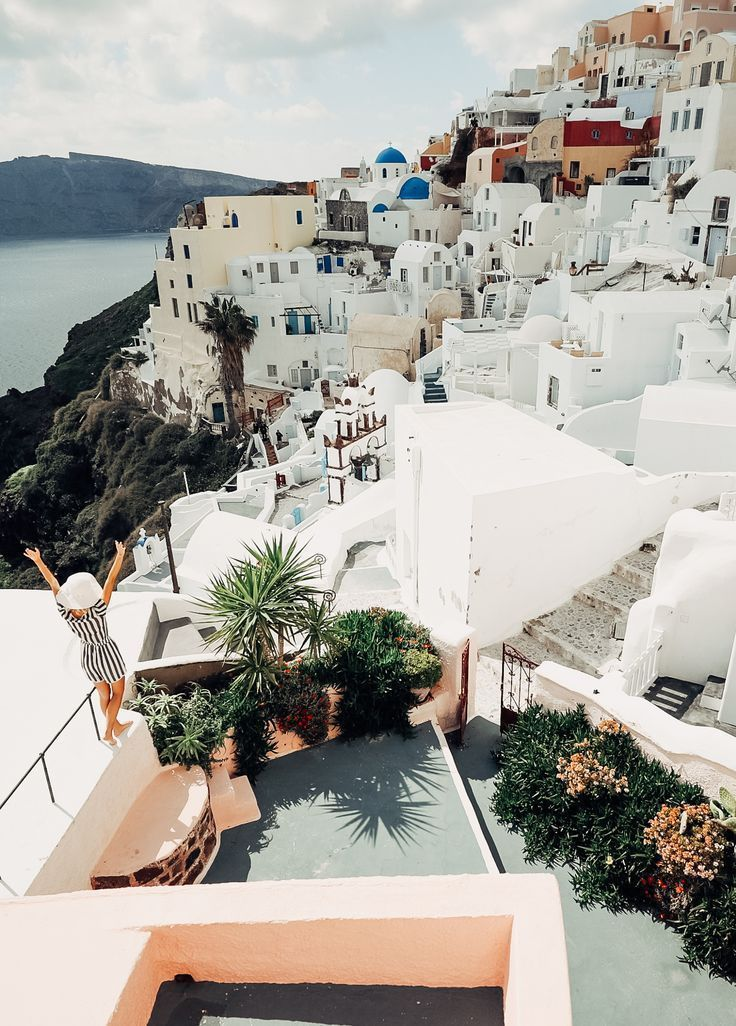 Weekend in Santorini #traveltogreece