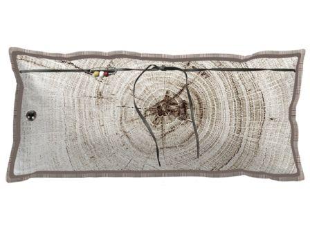 Linnen nature kussen stapelgoed oak cm kussens