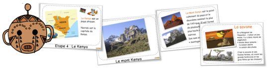 DDM :Le Kenya et le Loup qui voulait faire le tour du monde