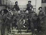 Photo of History – 1916 Easter Rising – Aftermath – The Black and Tans