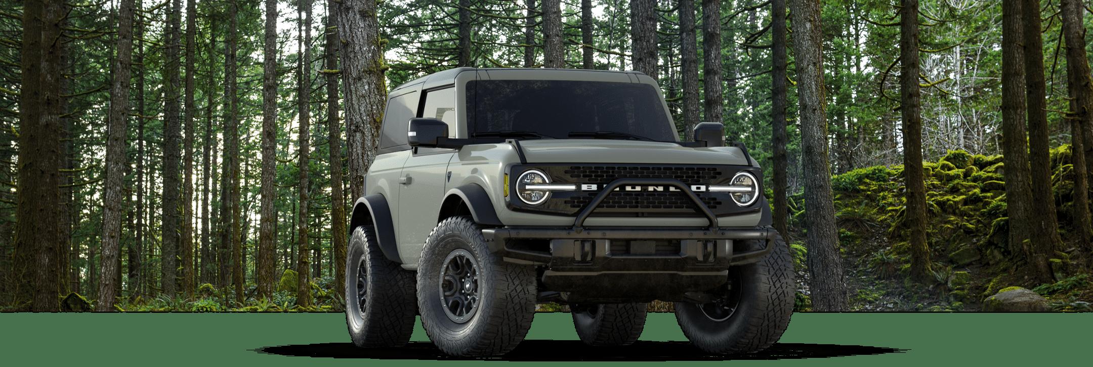 2021 Ford Bronco Suv The 2 Door 4 Door Bronco Is Back In 2020