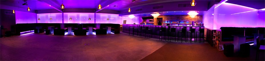 Studio 557 Bar and Grill Sheffield - LED Lighting Success - Lighting supplied by Surelight.com
