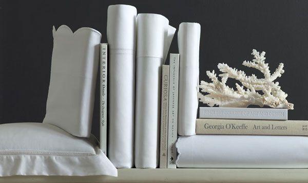 linens & books