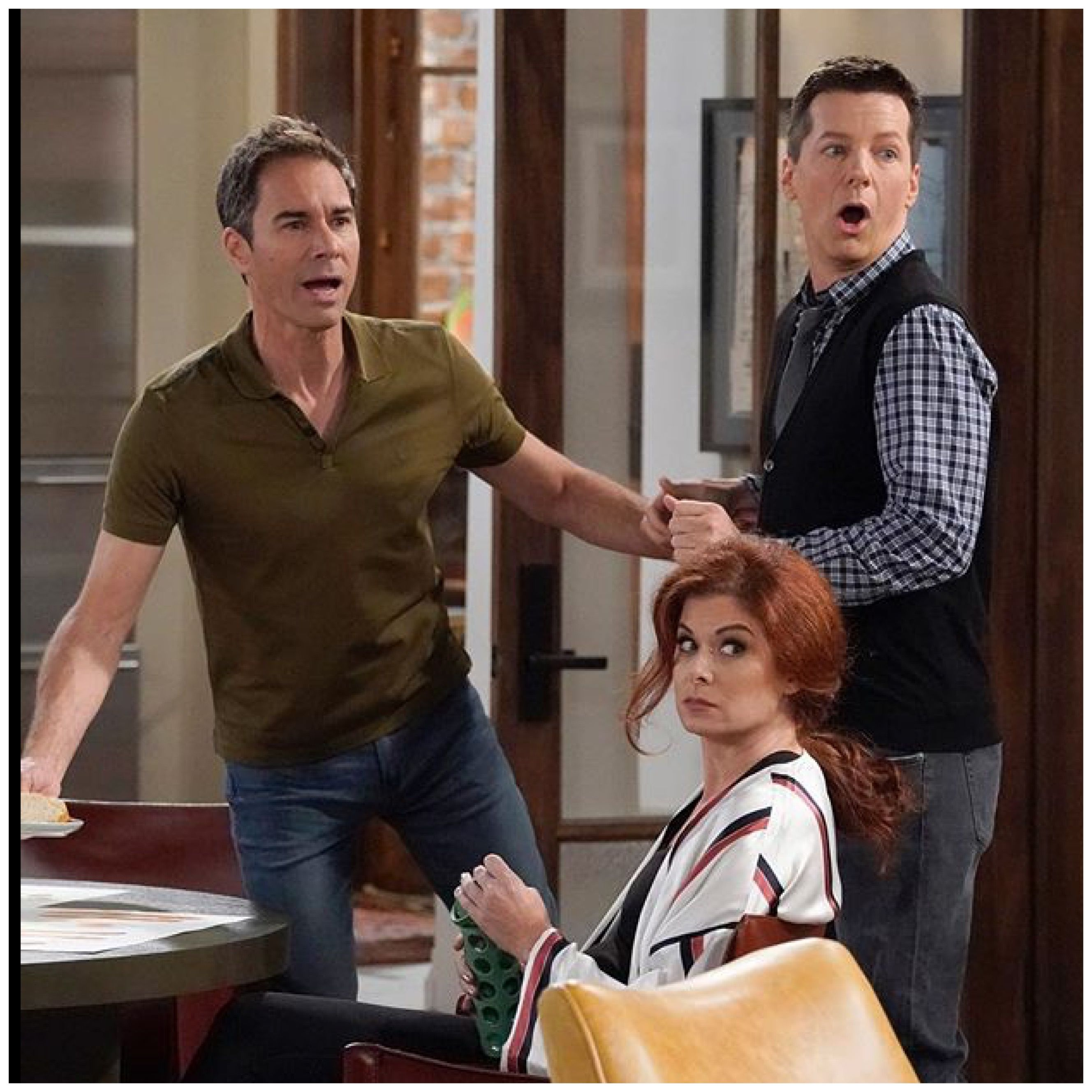 Pin by cate on Will & Grace Ex husbands, Will and grace, Nbc
