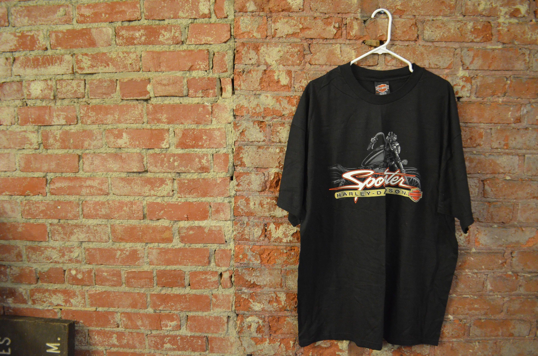 Black sabbath t shirt etsy - Vintage 90s Harley Davidson Sportster Motorcycle Unisex T Shirt