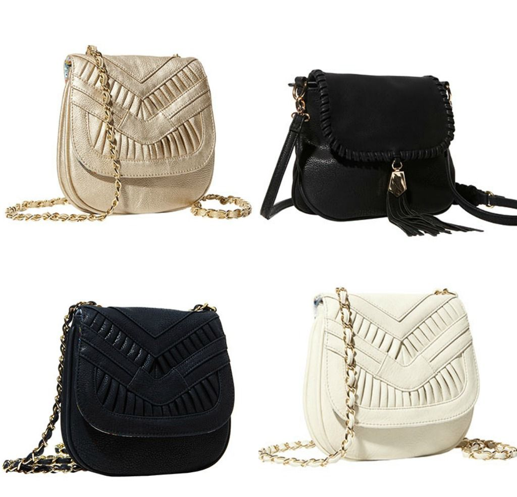 We are loving our new Big Buddha crossbody bags at MOss Boutique!!