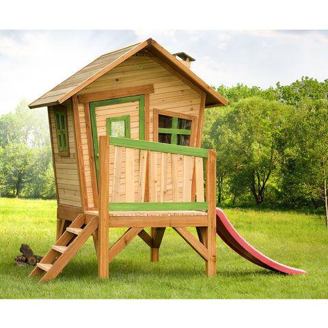 AXI Maisonnette bois ROBIN \u2026 Pinteres\u2026 - plan maisonnette en bois