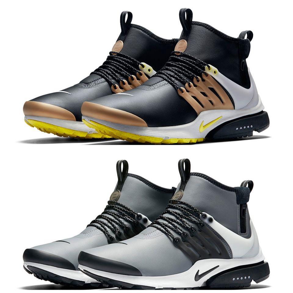 ACRONYM x Nike Presto Mid