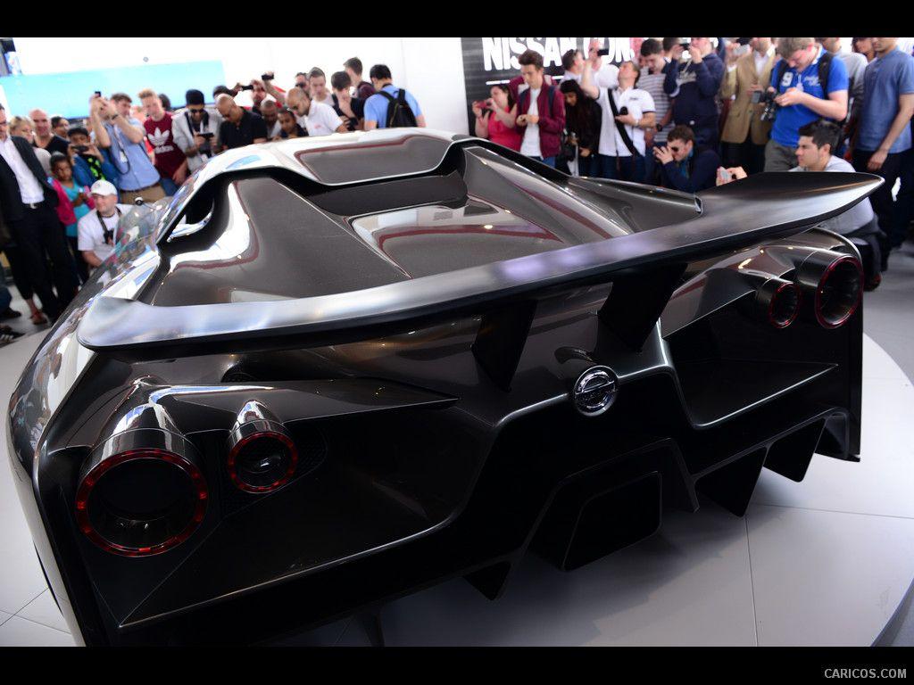 Nissan Concept 2020 Vision Gran Turismo Nuevo Gtr Autos
