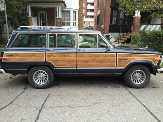 Jeep Wagoneer For Sale Toronto On Canada Automotoclassicsale