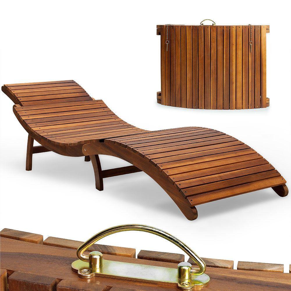 Schwungliege Ergo Sonnenliege Holz Liege Liegestuhl Gartenliege Gartenmöbel Furniture Design Indoor Outdoor Furniture Chair Design Wooden