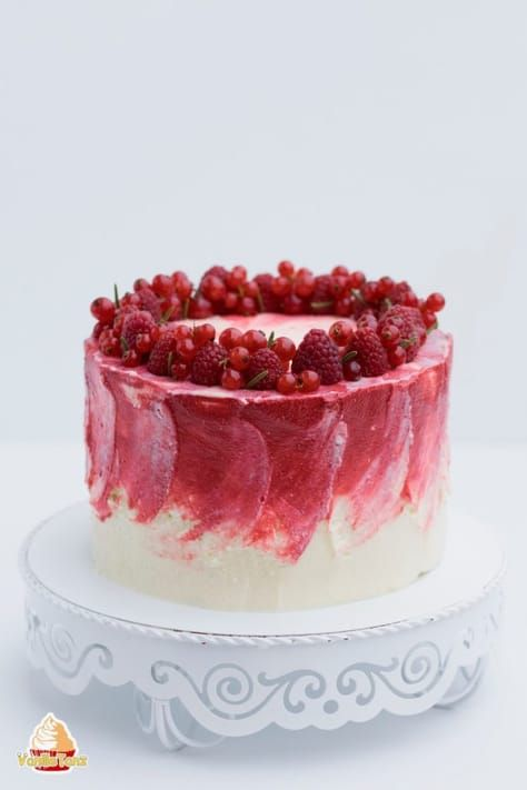 Sucht ihr eine universelle Creme die gut zum Fllen Einstreichen und Dekorieren von Torten ist Formstabil um damit schne hohe CupcakeTo