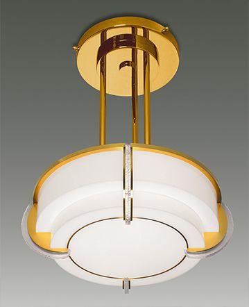 Lighting by jean perzel timeless elegance since 1923 · art deco lamps