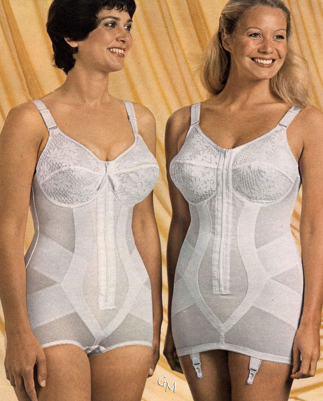 fd7bc234a36 All-in-one panty and open girdle Classic Lingerie
