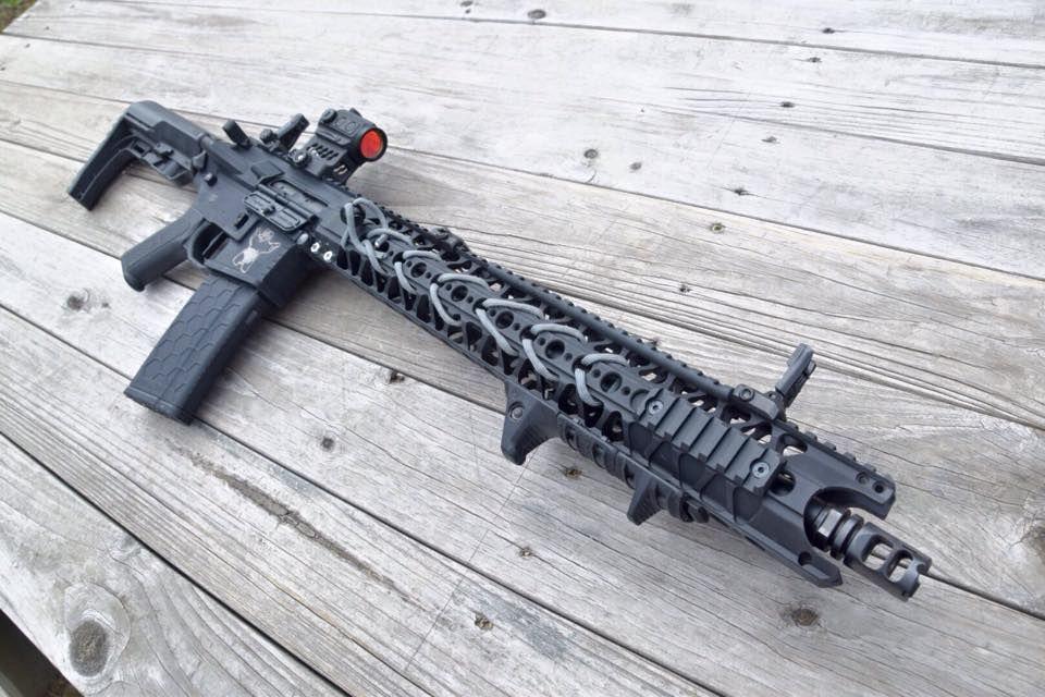 DIY Salient Arms AR-15 - The Firearm Blog