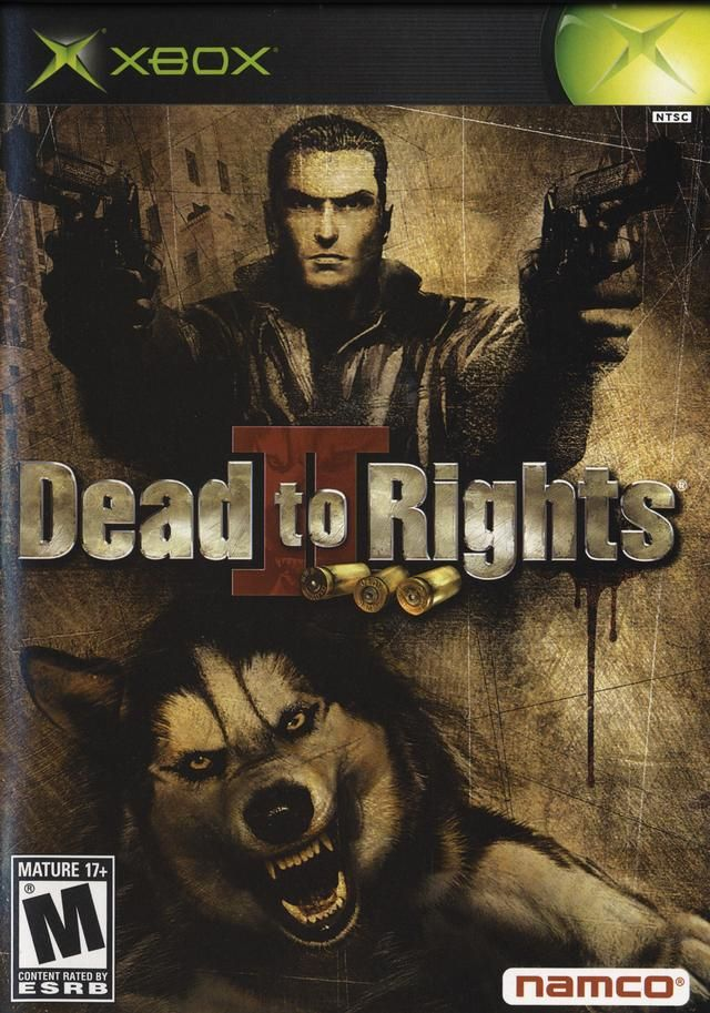 Dead To Rights Ii Playstation Xbox Games Ps2 Games