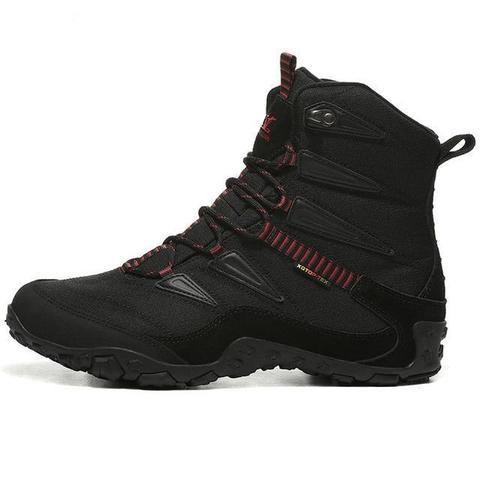0d7cf87199d XIANG GUAN Snow Fur Boots - Men's
