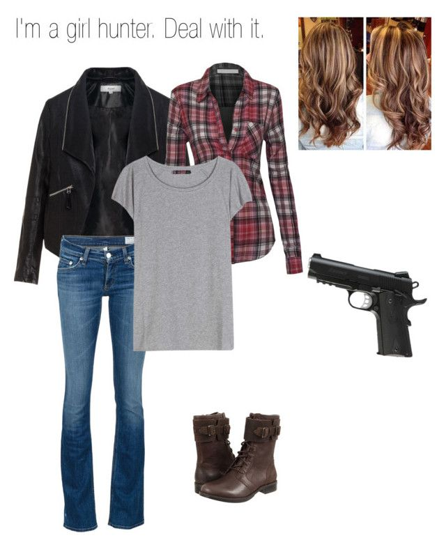 Deanna Winchester (daughter of Dean Winchester) | my style
