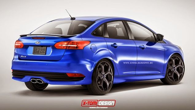What Would You Say To A Ford Focus St Sedan Ford Focus Ford