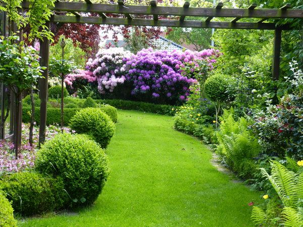 Eure gartenbilder beete und gestaltungsideen sommer for Gartengestaltung beete