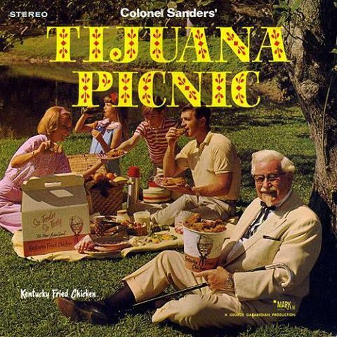 Colonel Kfc Worst Album Covers Album Covers Tijuana