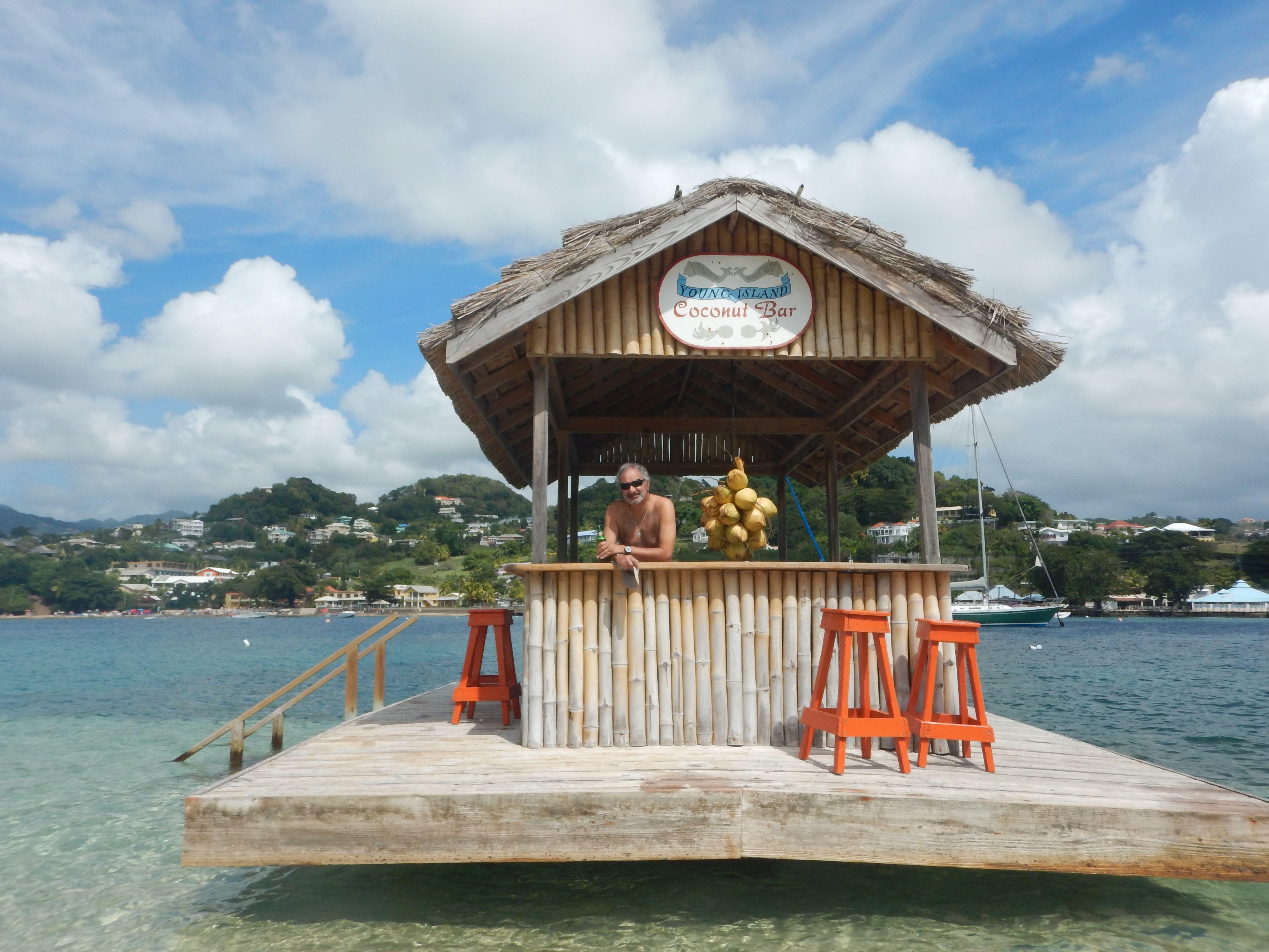 Young Island Resort, St. Vincent | Island resort, Outdoor ...