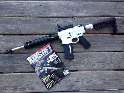 Lightweight AEG Race Rifle Part V - Airsoft Insider