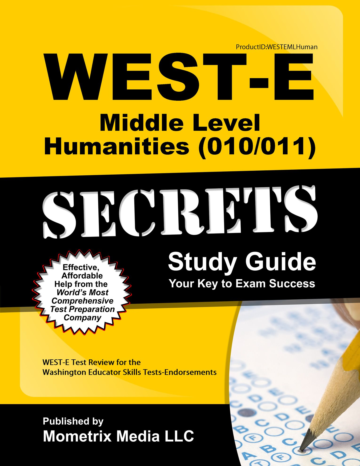 WEST-E Middle Level Humanities (010/011) Exam Study Guide  http://mo-media.com/west/ #west