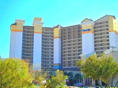 Beach Cove Resort 421 North Myrtle Beach South Carolina Located