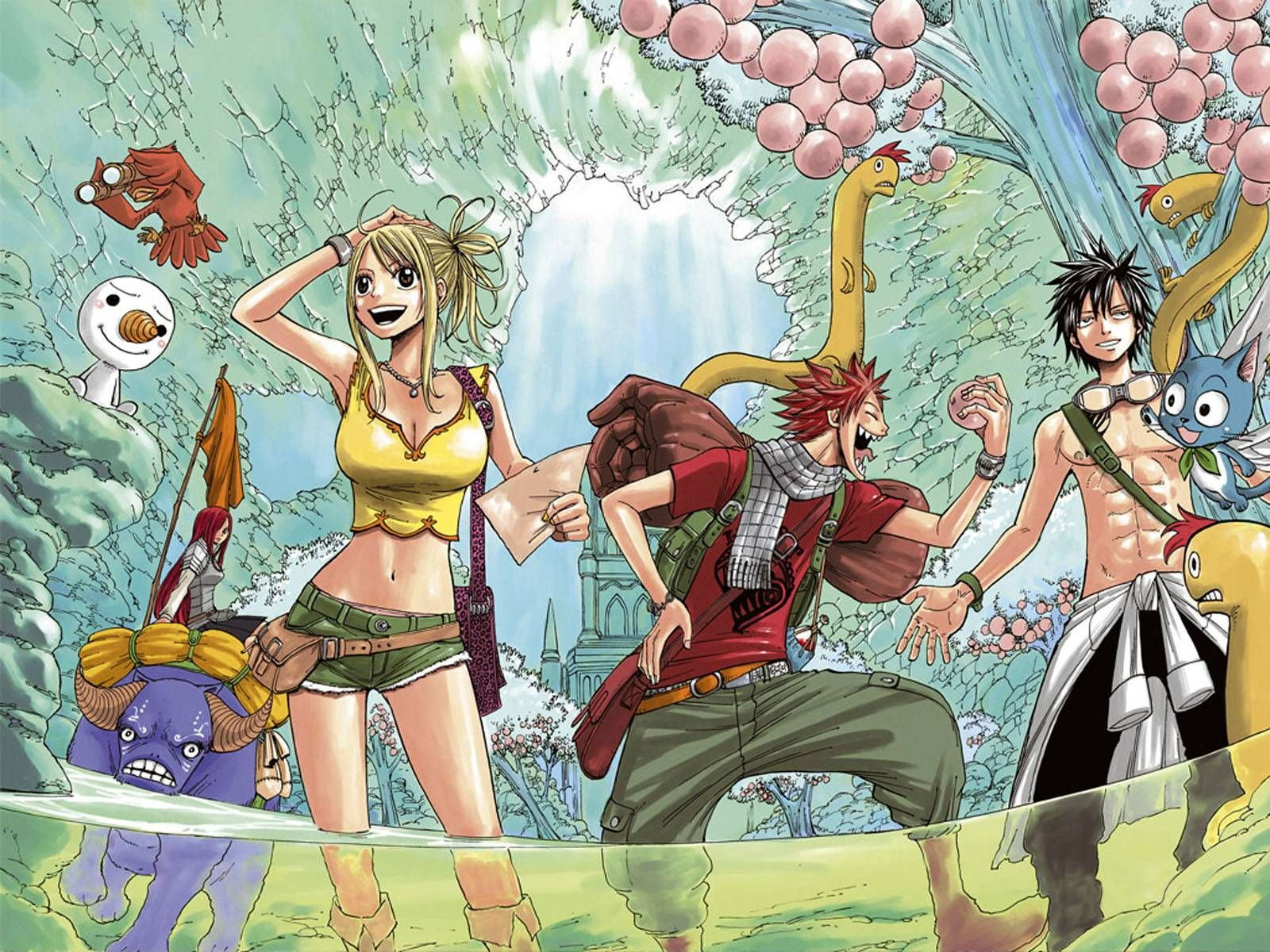 Fairy Tail Wallpaper Fairy Tail Wallpaper Mangagrounds Read Fairy Tail Manga Online Fairy Tail Forums