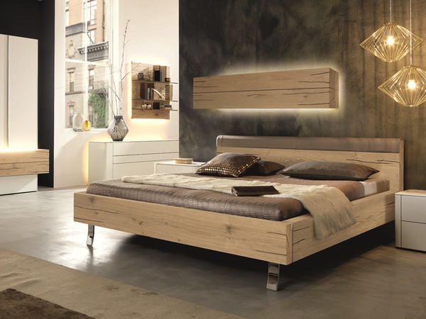 Schlafzimmer hülsta GENTIS in Holz massiv Möbel Waeber
