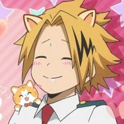 write a letter to Denki and have him write back to